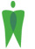 Logo Colina Dental Green