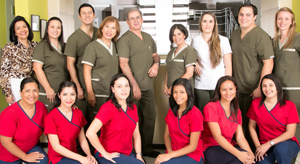 Colina Dental Team - Dentists - Dental Doctors Costa Rica - Dental Professionals -