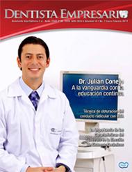 Dr. Julian Conejo of Colina Dental Featured in International Dental Publication